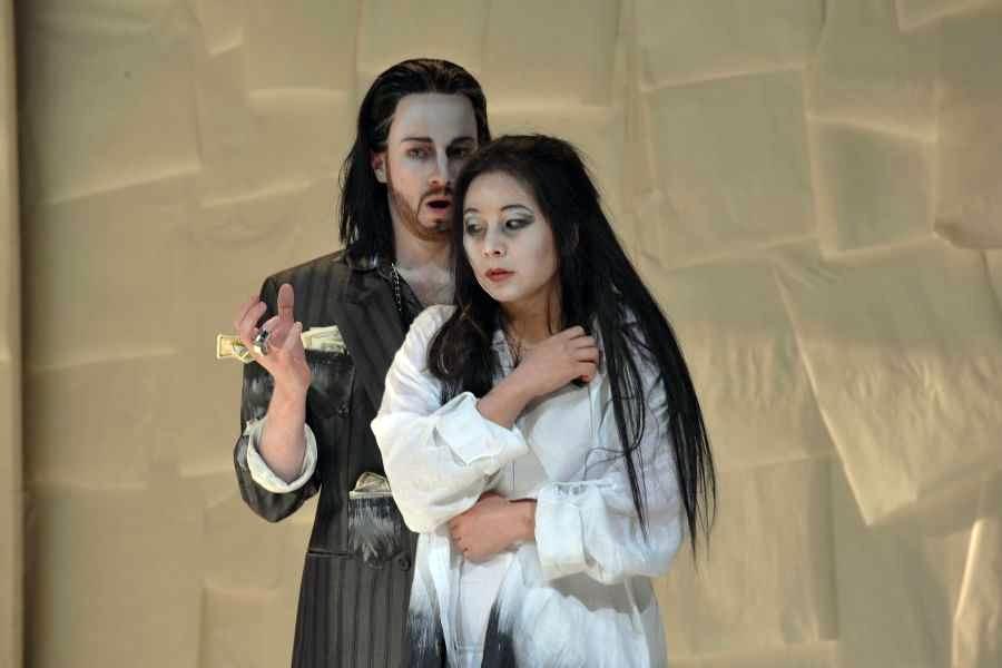 Goro - Madama Butterfly (G. Puccini) - Landestheater Coburg
