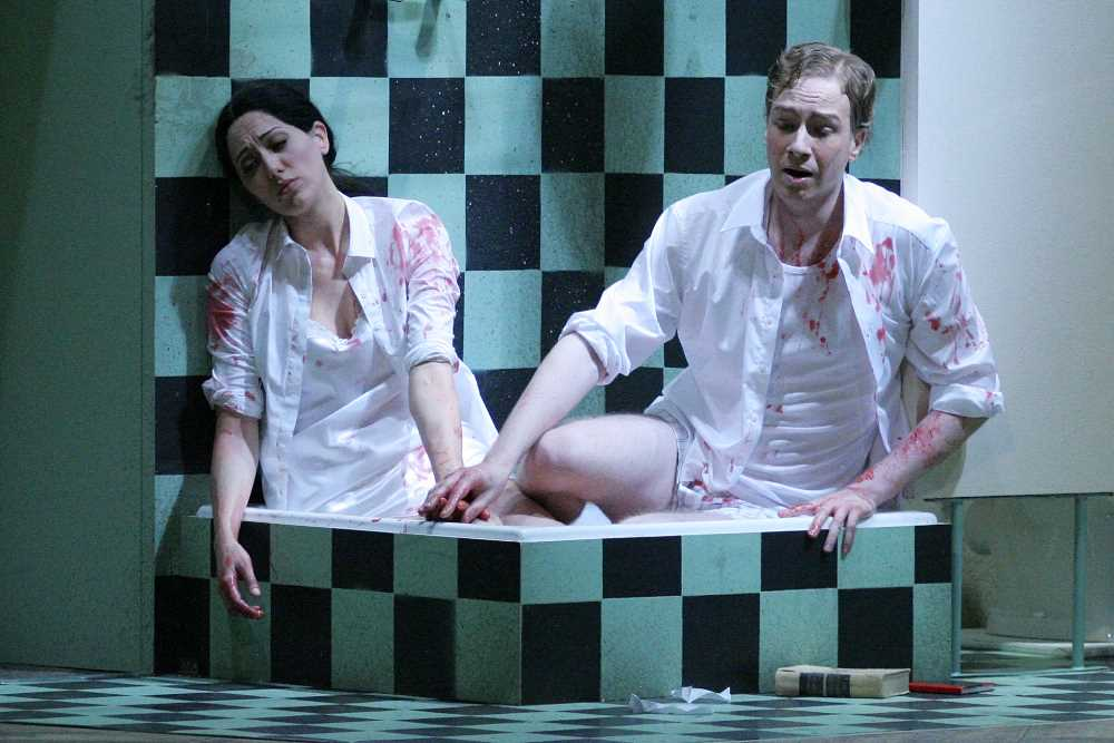 Belmonte - Die Entführung aus dem Serail (W. A. Mozart) - Landestheater Coburg