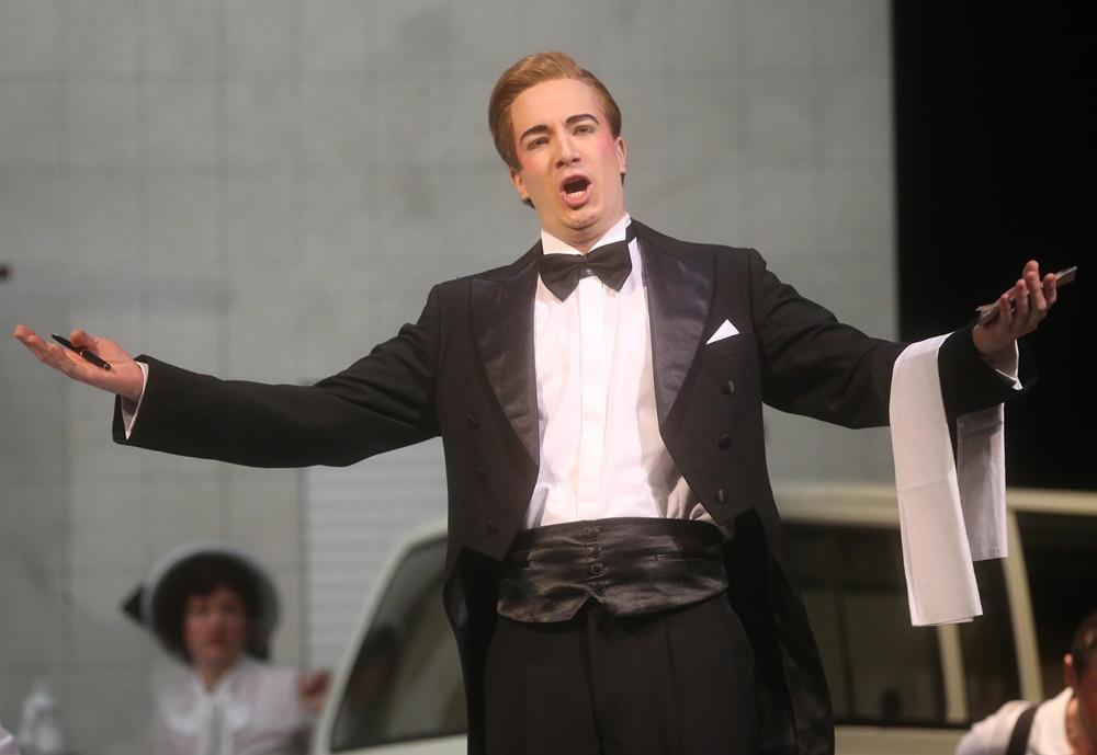 Leopold - Im Weißen Rössl (R. Benatzky) - Landestheater Coburg