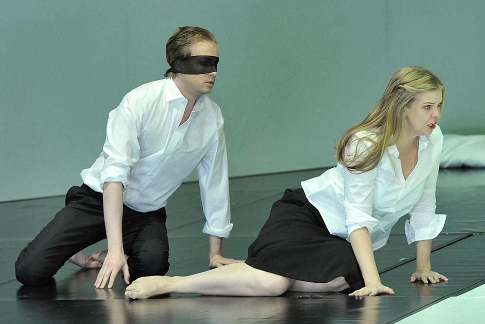 Satyavan - Savitri (G. Holst) - Landestheater Coburg