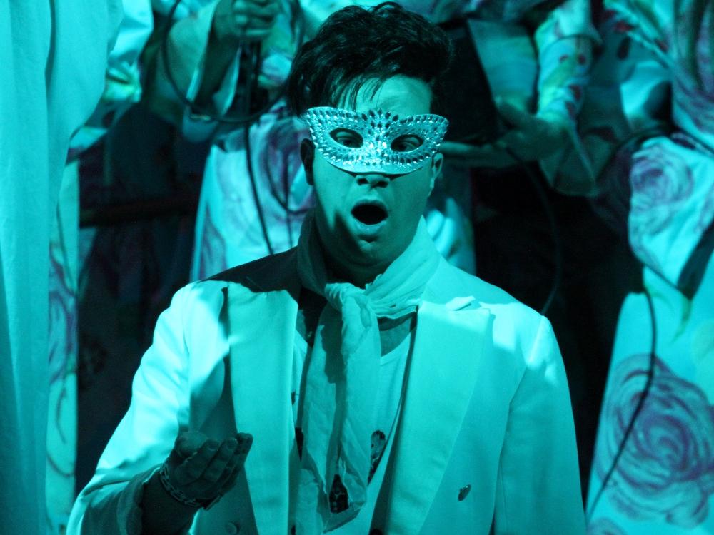 Fenton - Die lustigen Weiber von Windsor (O. Nicolai) - Landestheater Coburg