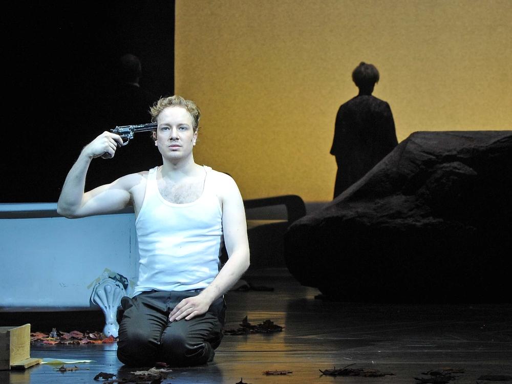 Tenor - Schuberts Winterreise (H. Zender) - Landestheater Coburg